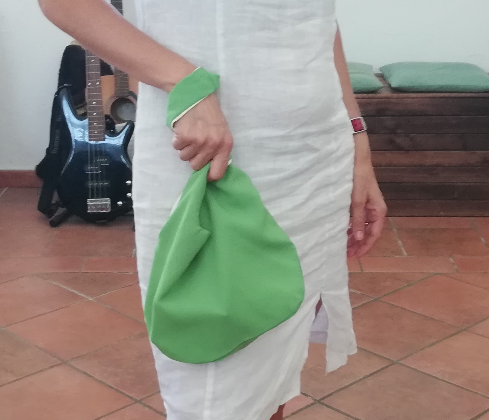 Knot bag giapponese