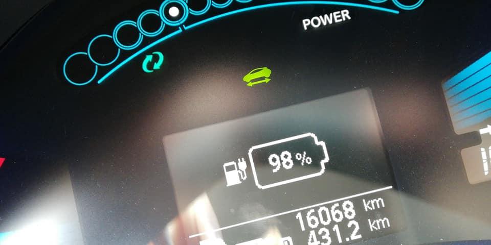 Vacanze al 100% elettriche. Day Zero